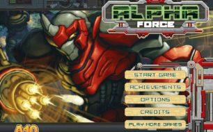 alpha air force