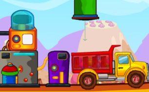 candyland transport