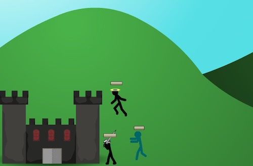Minecraft Tower Defense Hacked - Syurat e |Play Minecraft Tower Defense Hacked