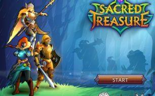 sacred treasure game