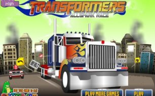 transformer race