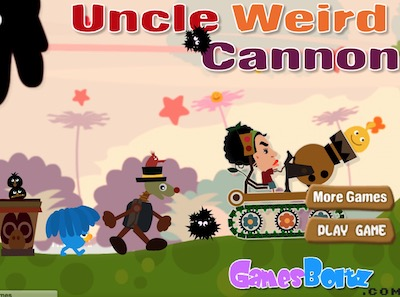 Uncle Weird Cannon