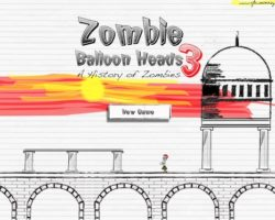 zombie balloon heads 3