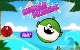 bubble friend