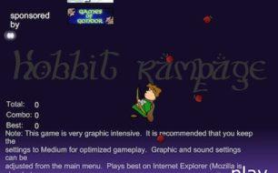 hobbit rampage