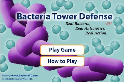 Bacteria Tower Defense Hacked