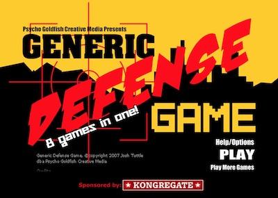 Generic Defense Hacked