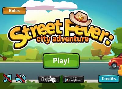 Street Fever City Adventure