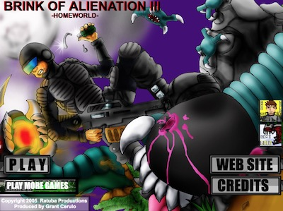 Brink of Alienation3 - Homeworld Hacked