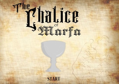 The Chalice of Marfa