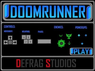 Doom Runner Hacked