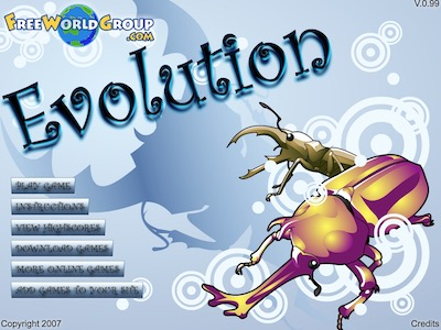 Evolution Hacked
