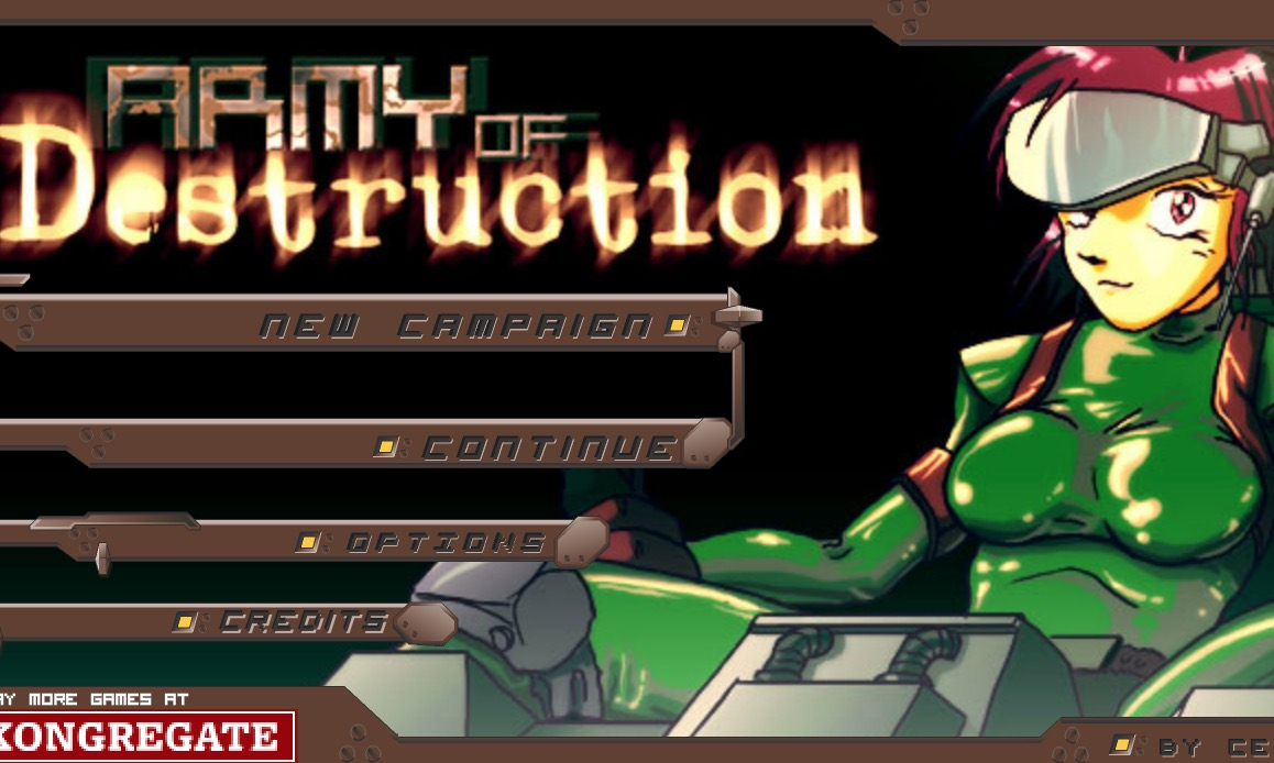 Army of Destruction Hacked