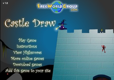 Castle Draw Hacked