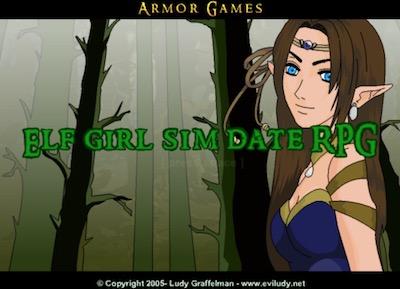Elf Girl SIM Date RPG Hacked