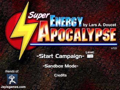 Energy Apocalypse Hacked