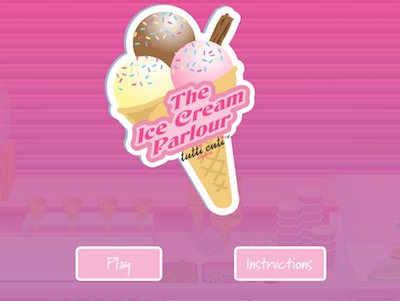 The Ice cream Parlor Hacked