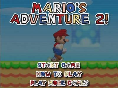 Mario 2 Hacked