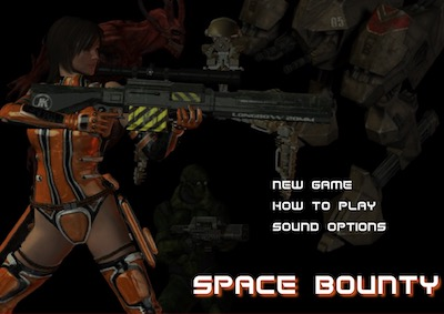 Space Bounty Hacked