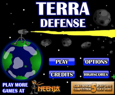 Terra Defense Hacked