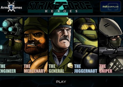 Strike Force Heroes 2 Hacked