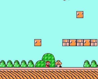 Super Mario Crossover 3 v2