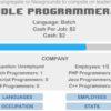 idle programmer