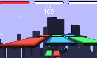 RGB + Jump