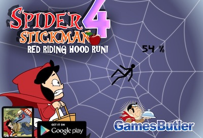 Spider Stickman 4