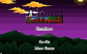 alone zombiewood
