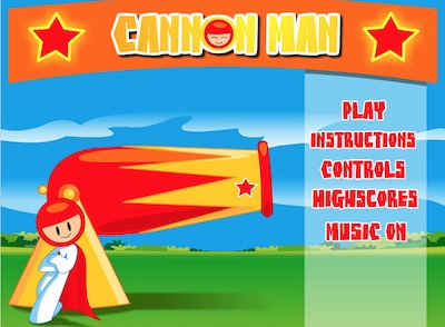 Cannon Man