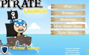 pirate llaunch