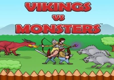 Vikings vs. Monsters