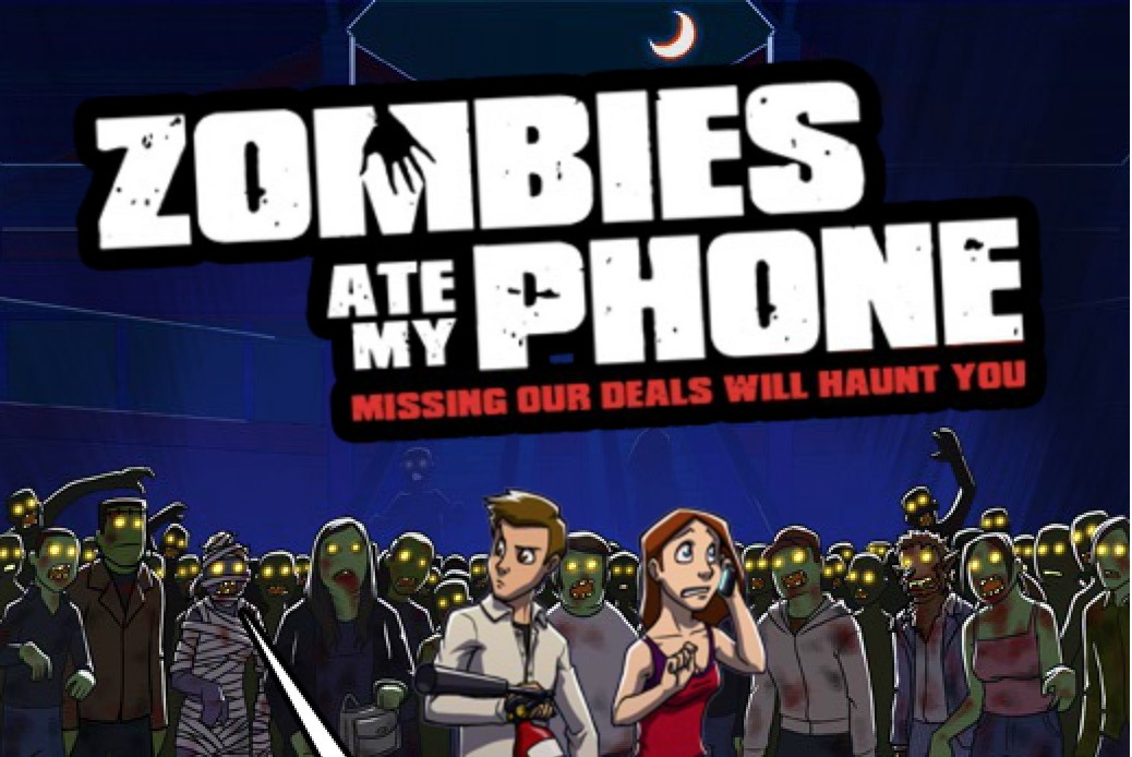 Zombies Ate My Phone