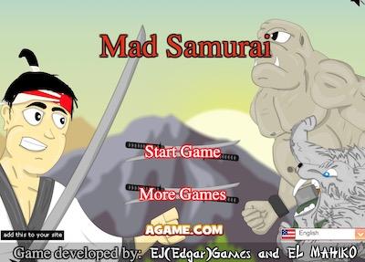 Mad Samurai