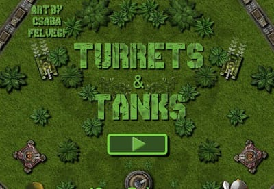 Turrets And Tanks