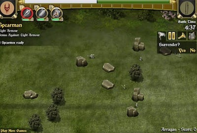 Warlords Epic Conflict(2nd Version: 1.2.3)
