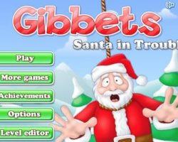 Gibbet santa in trouble