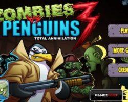 Zombies Penguins