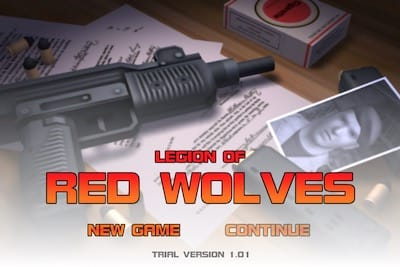 Legion of Red Wolves