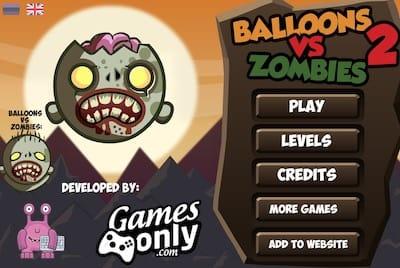 Balloons vs. Zombies 2