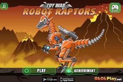 Robot Raptors