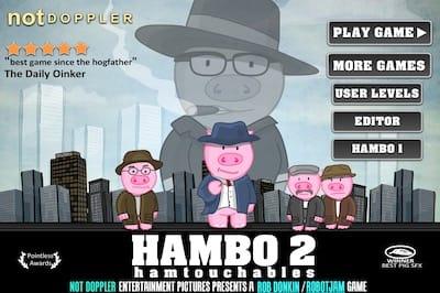 Hambo 2: Hamtouchables