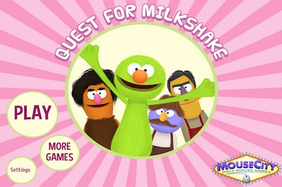 Quest for Milkshake