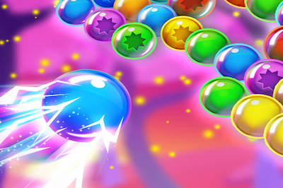 Bubble Wipeout (Math 3 Bubble Shooter)