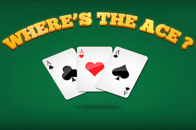 Where's the Ace (Find Heart Shape)
