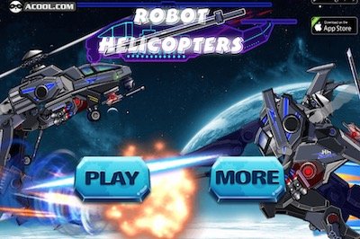 Robot Helicopters