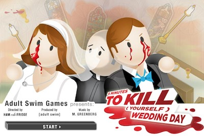 5 Minutes to Kill Yourself: Wedding Day Special
