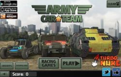 Army Car Team (Get the Flag)