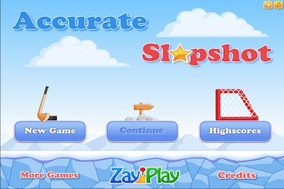 Accurate Slapshot
